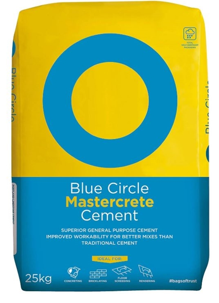 Blue Circle Matercrete Cement
