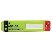 Helmet ID (ICE) Tag 'In Case of Emergency'