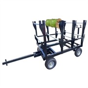 Fibre Cable Drum Trolley