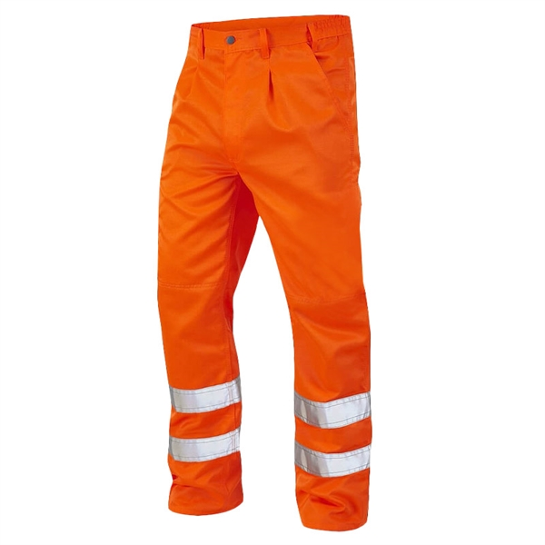 Orange Hi Vis FR Trousers