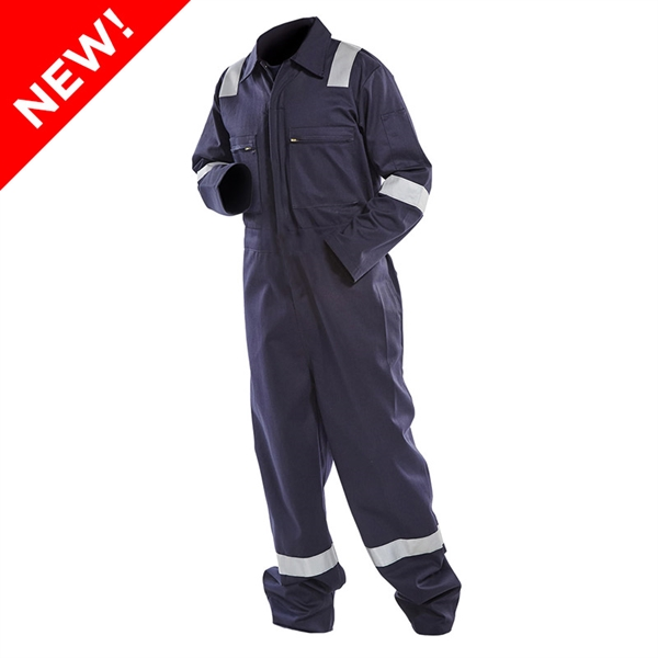 EnduroFlame EF-G 300 FR ARC Coverall (Navy)
