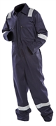 The Multi-Norm fire suit FR/AS coverall. High quality inherently flame retardant/anti-static fabric, offering comfort and protection. Garment certified to IEC 61482-2 by Aitex / EU Certified by Satra (EU) 2016/425.